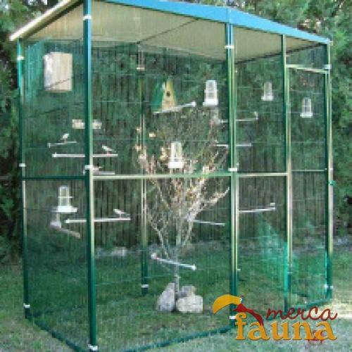 voladeras de jardin mercafauna compraventa de animales